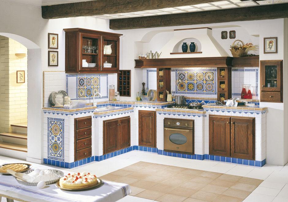 Cottonettuno srl cotto fatto a mano cucine bagni for Piani di casa con cucina esterna e piscina